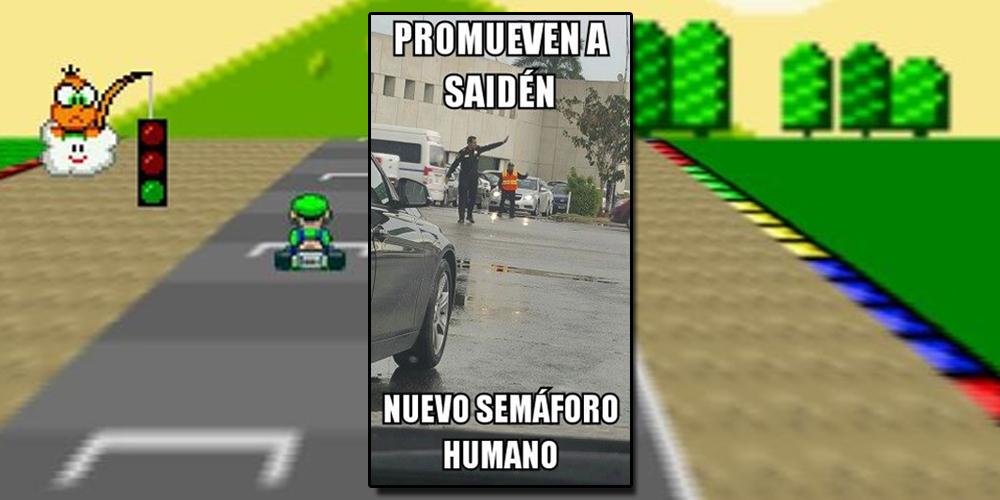 luis-felipe-saiden-semaforo-humano-super-mario-kart-lakitu-policia-voz-abierta