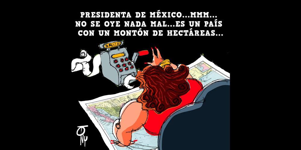 carton-de-tony-peraza-fuera-ivonne-presidenta-hectareas-voz-abierta-via-diario-de-yucatan