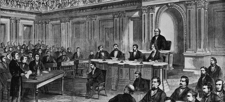 Impeachment of Andrew Johnson —Voz Abierta