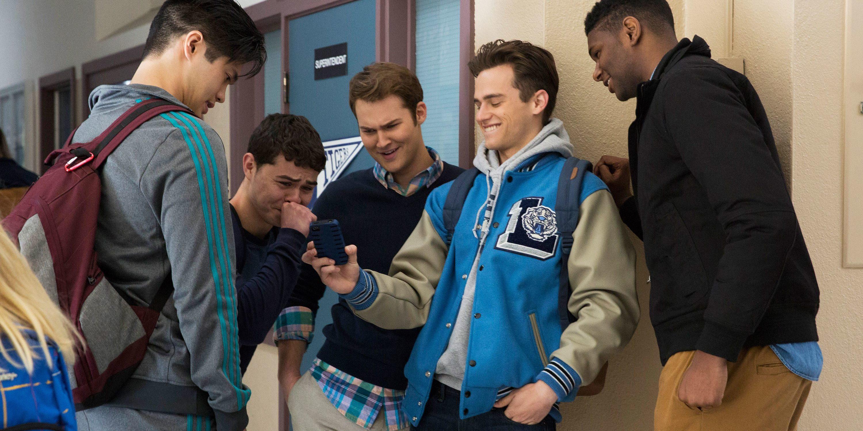 13 Reasons Why, generic bullies, Netflix —VozAbierta