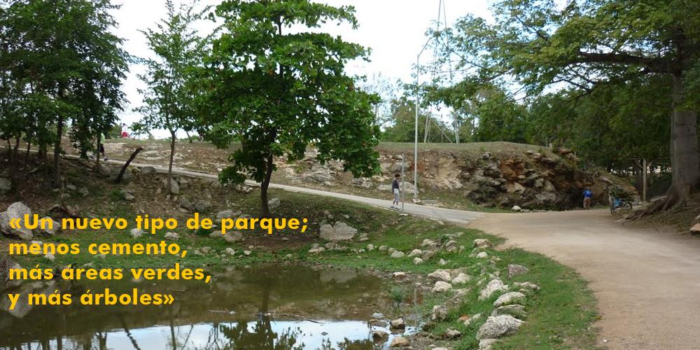 Parque hudido Mérida —Voz Abierta
