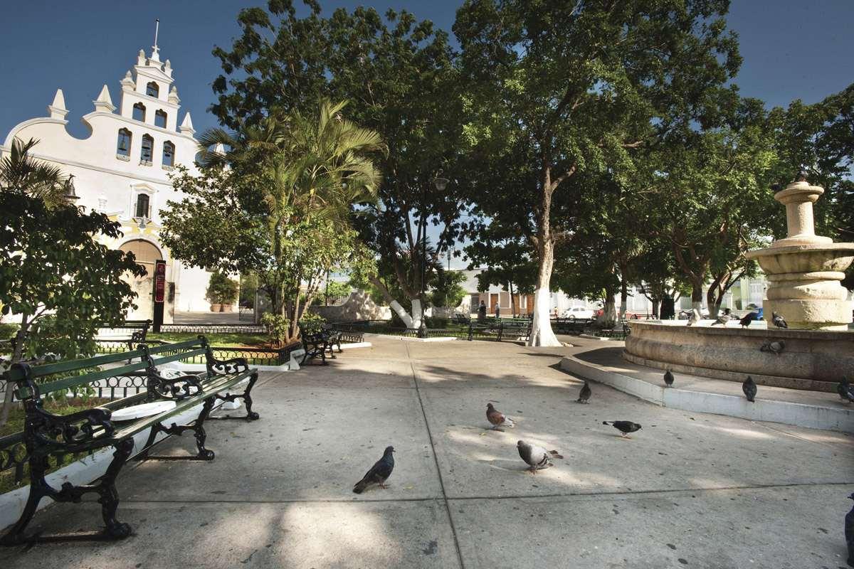 Mérida Yucatán planeación urbana