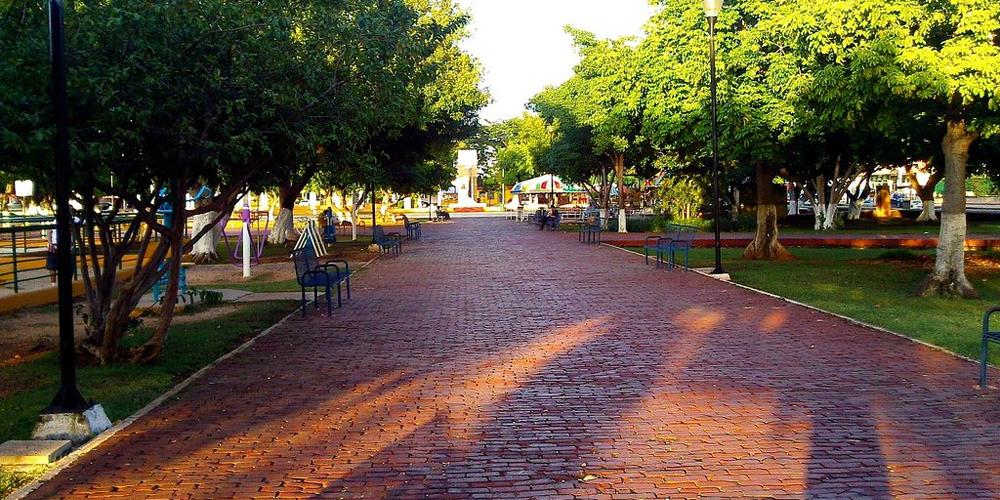 Parque de la Colonia Alemán —Voz Abierta