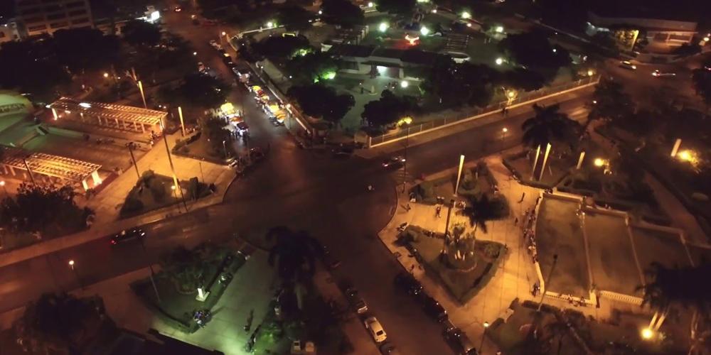 Parque de las Américas, Mérida —Voz Abierta