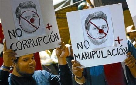 corrupción política México