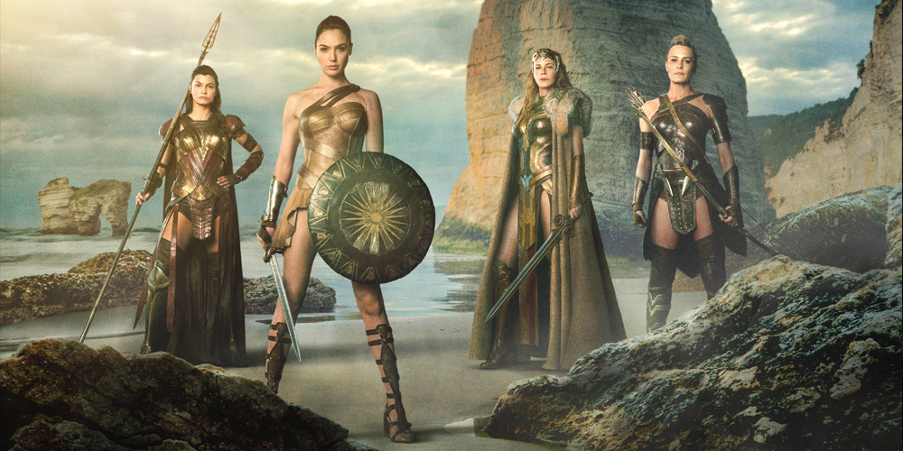 Wonder Woman movie Amazons, Warner —Voz Abierta