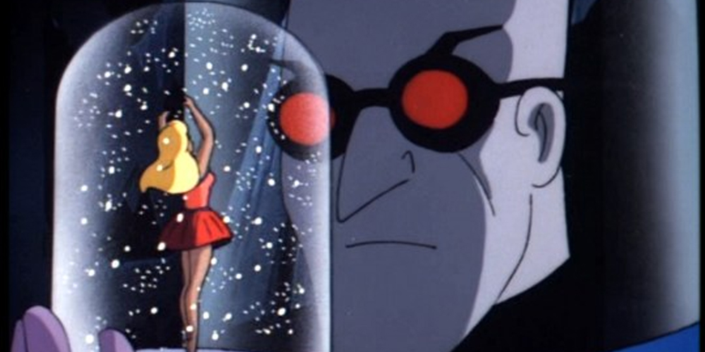 Heart of Ice, Mr. Freeze, Batman the Animated Series, Warner Bros. Animation — Voz Abierta