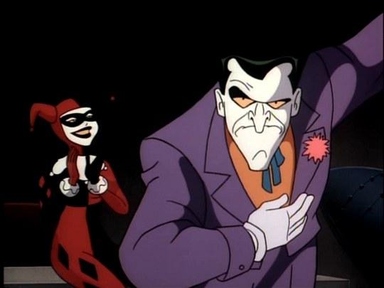 Joker's Favor, Harley Quinn, Batman the Animated Series, Warner Bros. Animation — Voz Abierta