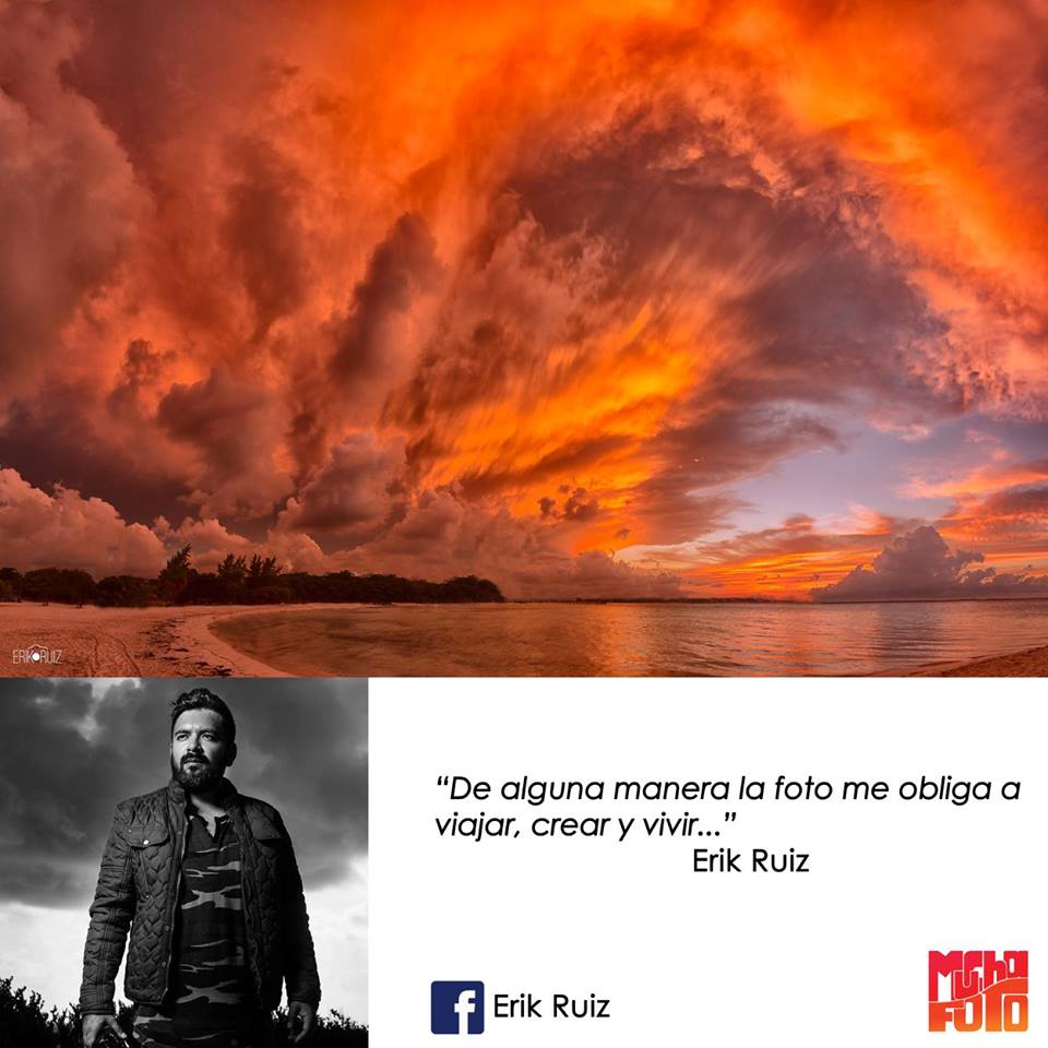 que es la fotografía Erick Ruiz