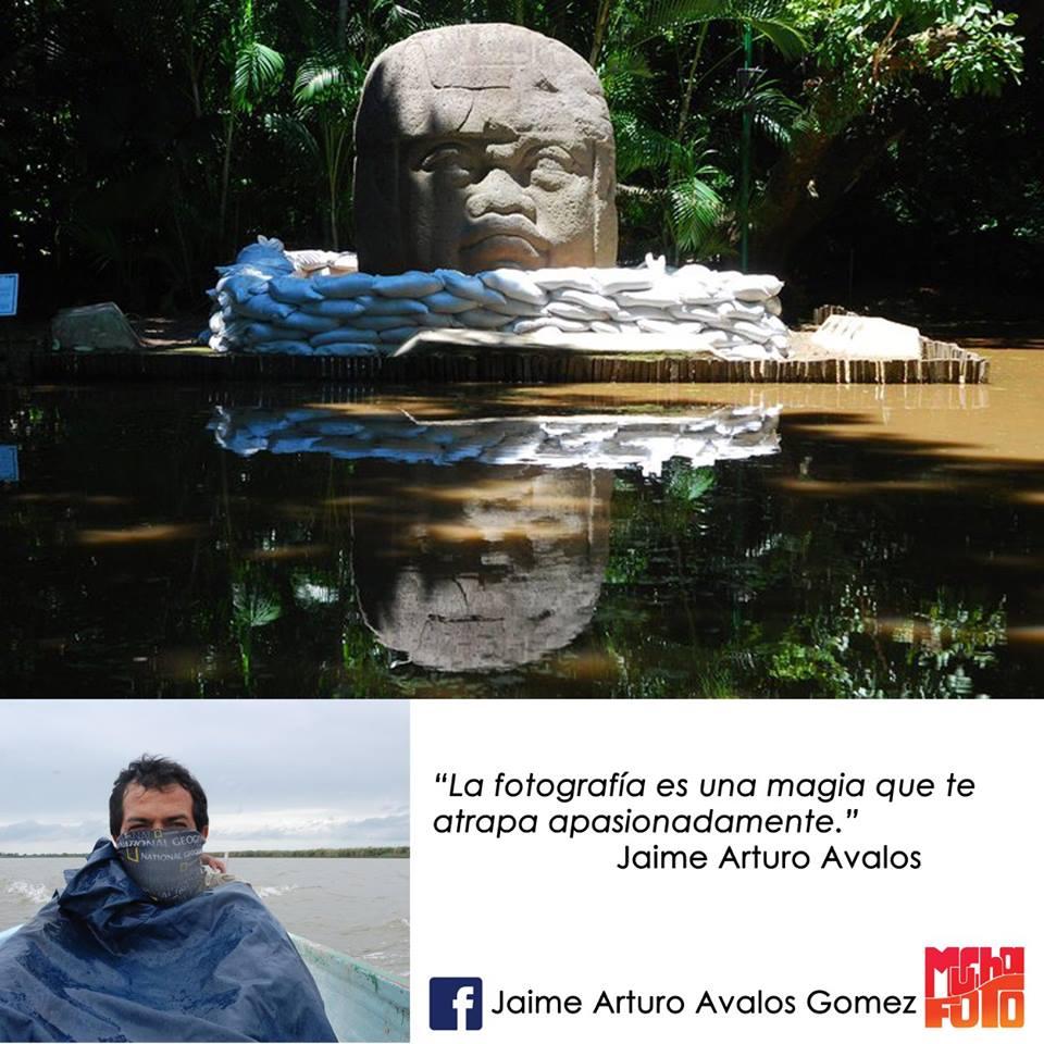 que es la fotografía Jaime Arturo Ávalos