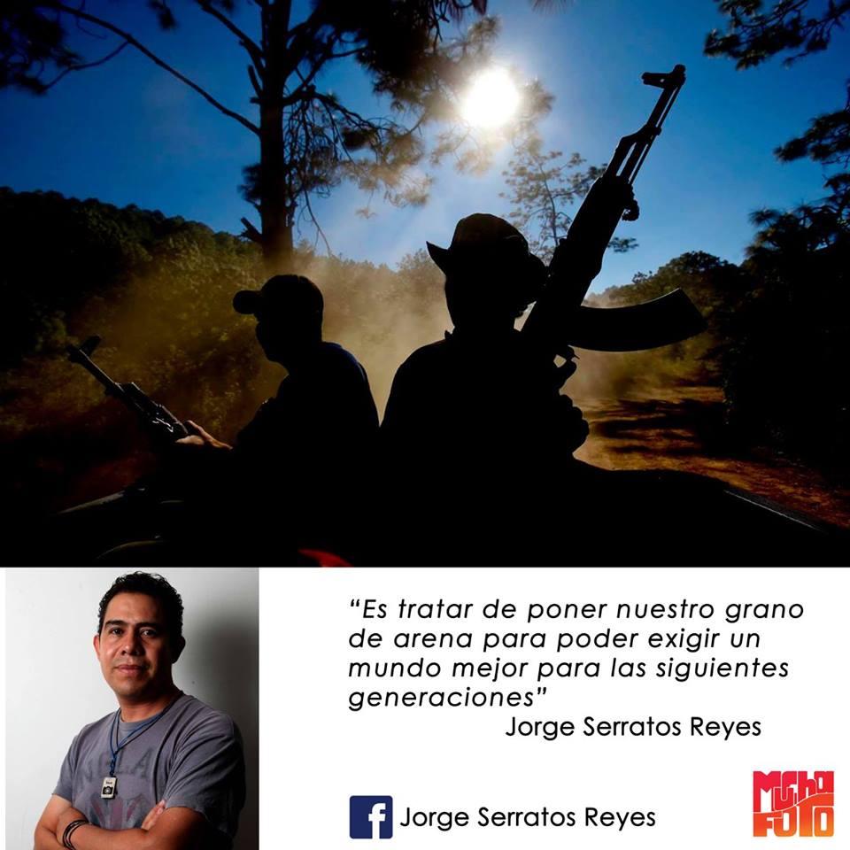 que es la fotografía Jorge Serratos Reyes