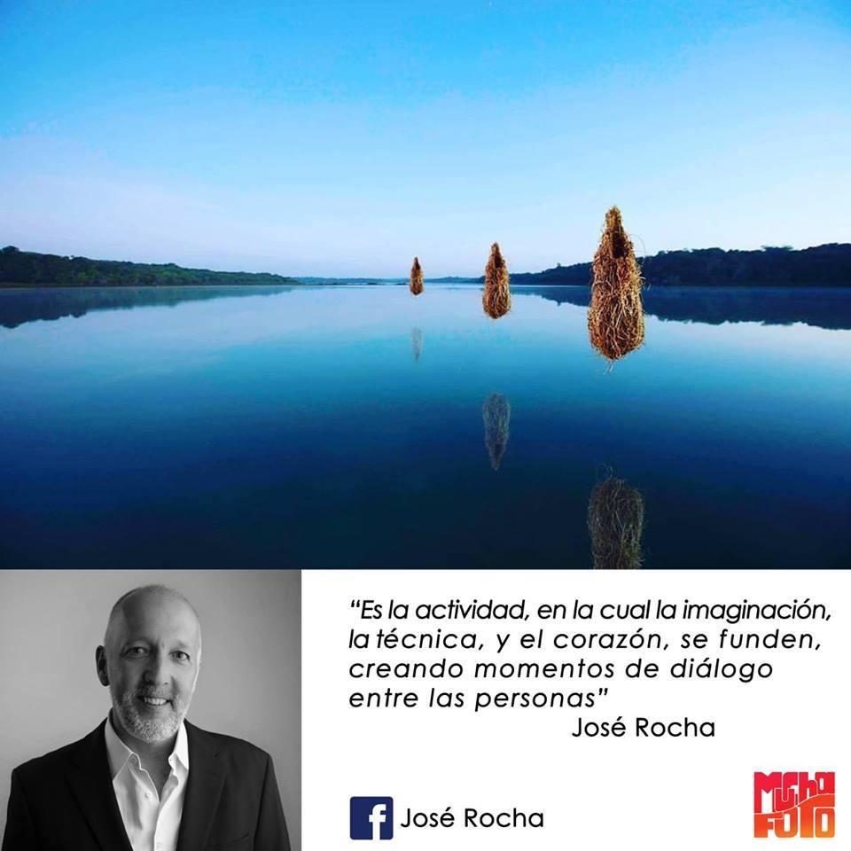 que es la fotografía José Rocha
