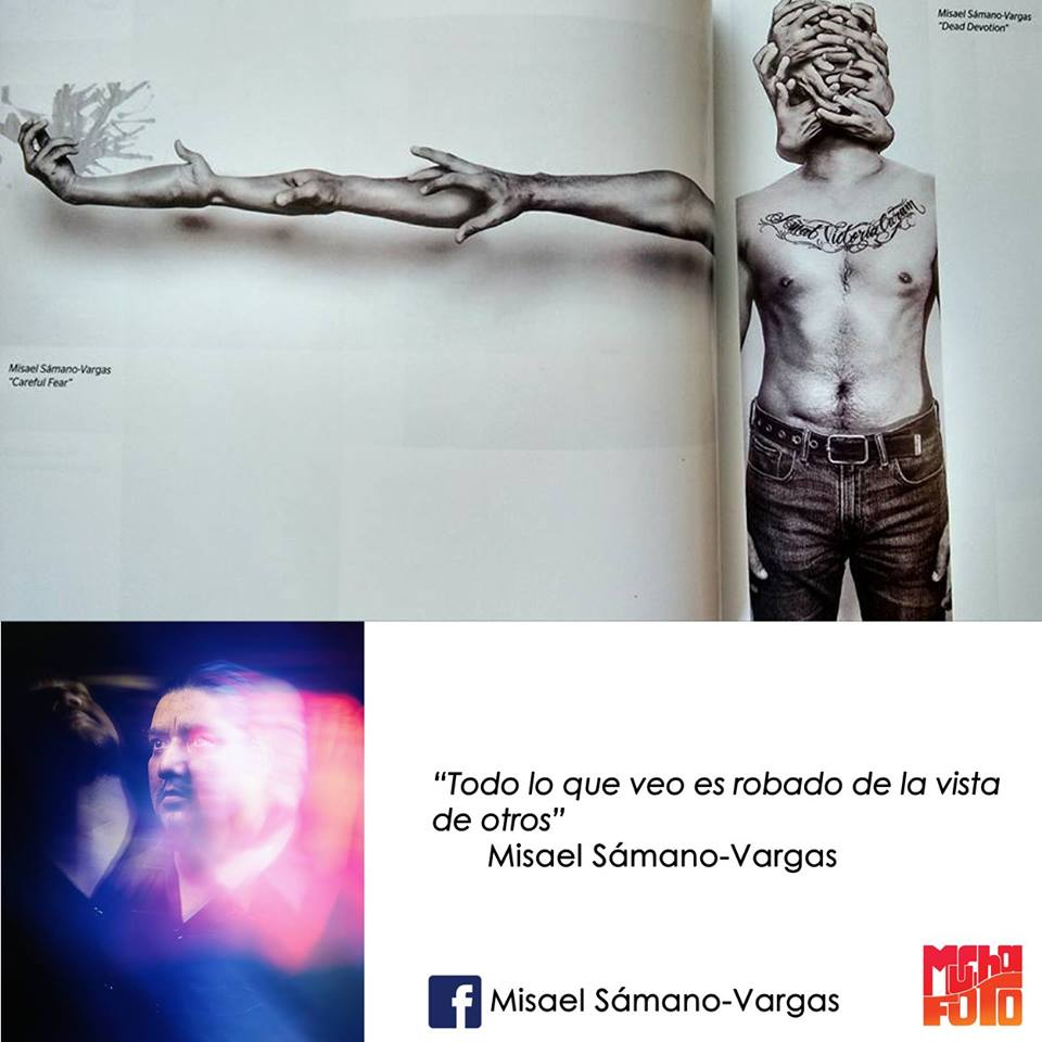 que es la fotografía Misael Sámano-Vargas