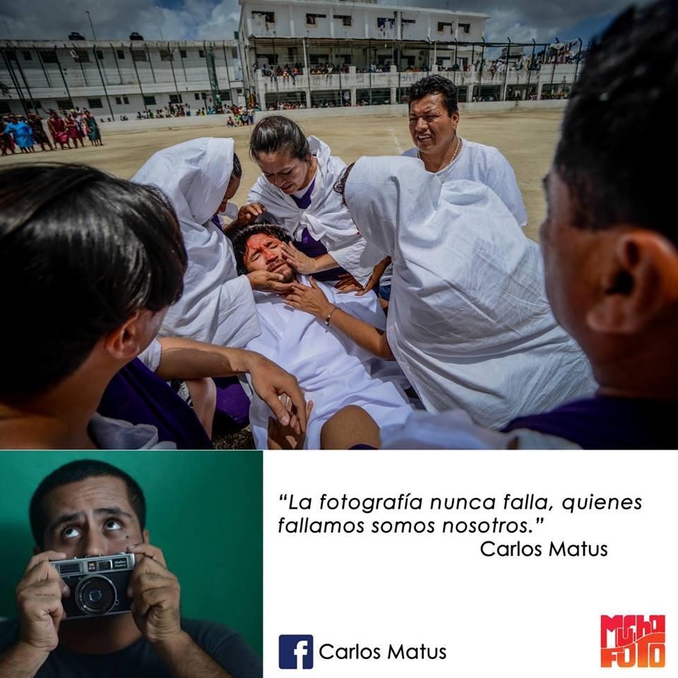 que es la fotografia Carlos Matus