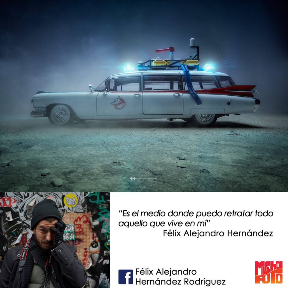 que es la fotografia Félix Alejandro Hernández