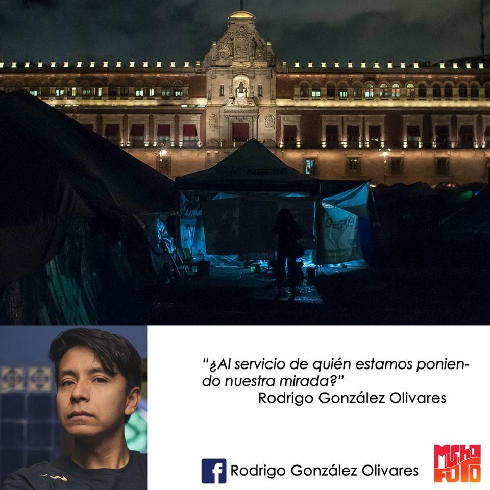 que es la fotografia Rodrigo González Olivares