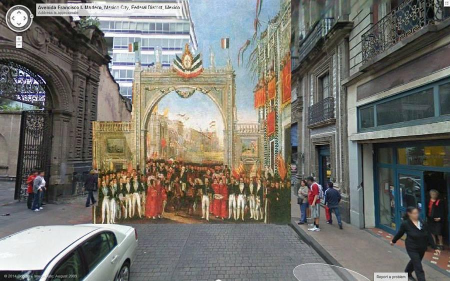 Ejército Trigarante en la Ciudad de México — Voz Abierta