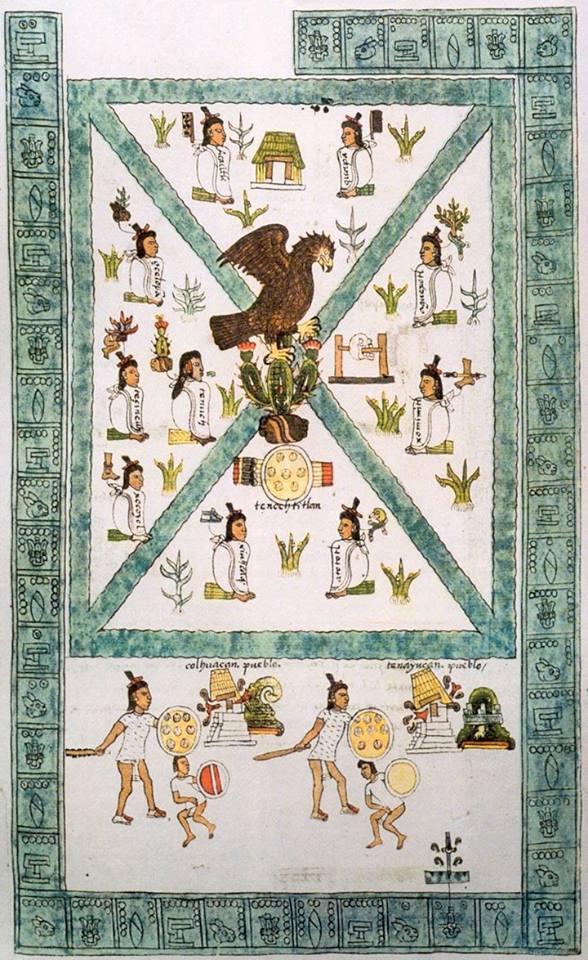 Representación de México Tenochtitlan — Voz Abierta