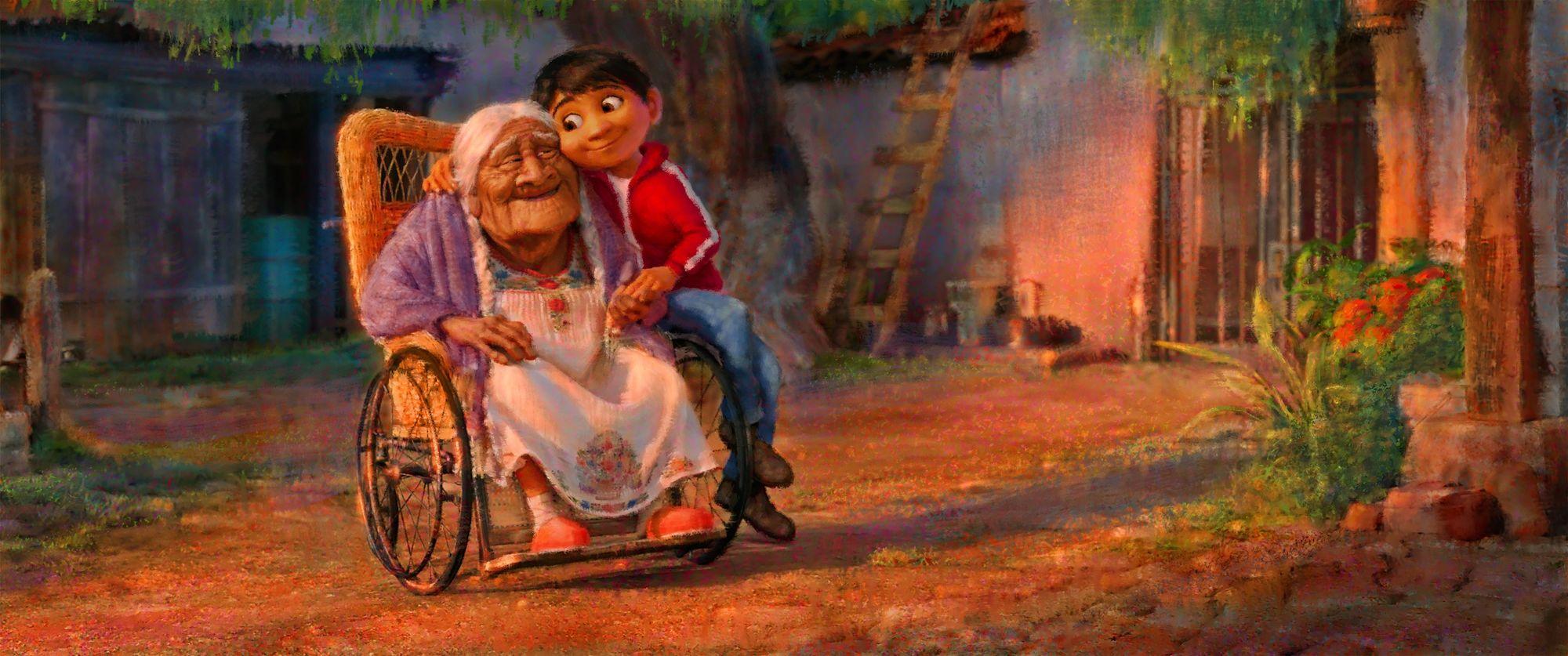 Mama Coco, Coco, Disney Pixar – Voz Abierta