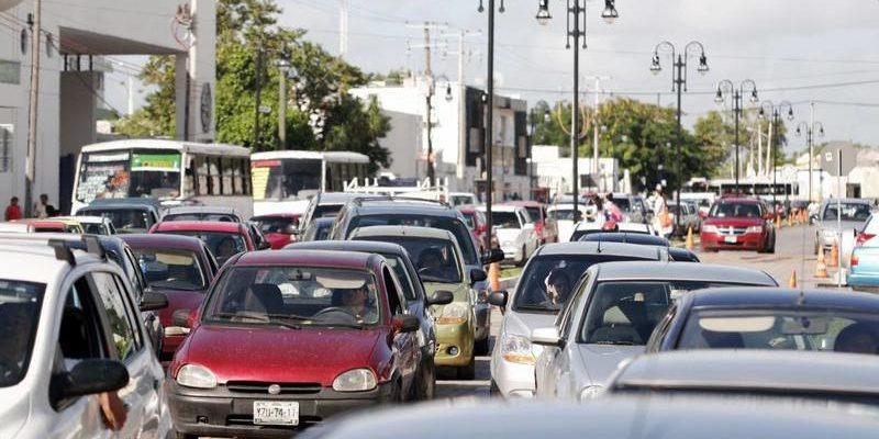 Merida, trafico vehicular, Sipse – Voz Abierta