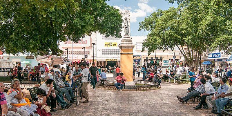 Parque Eulogio Rosado, Merida, meridadeyucatan.com – Voz Abieta