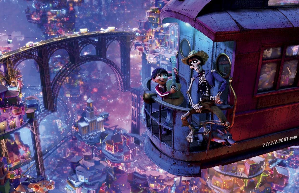 Tierra de los muertos, Coco, disney Pixar – Voz Abierta