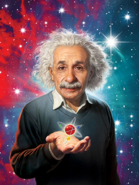 Einstein by Mark Fredrickson — Voz Abierta